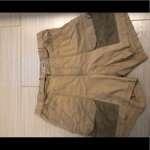 Columbia PFG Shorts - Size Medium - Olive